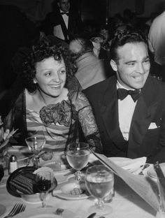 Les couples francais les plus iconiques edith piaf et marcel cerdan