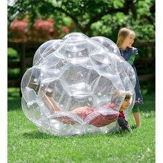 51-inch Clear View Transparent GBOP™ | Active Play Toys