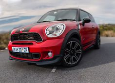 Drove this MINI Paceman JCW for rockingcars.com. Such an epic little car!