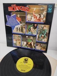 THE MONKEES, best of the monkees, SPR 90032, 12 - NEW IN FOR December 2017 Vinyl Record Shop, Vinyl Records, The Monkees, Almost Always, Lps, December, Rock, Skirt, Locks