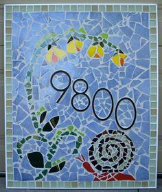 9800 address plaque   by picksnoz