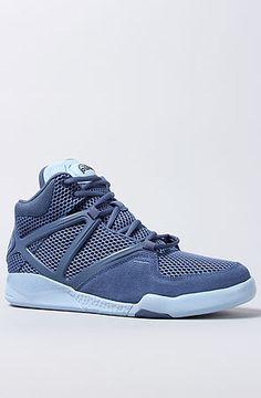 The Pump Omni Lite Sneaker in Bandana Blue, Athletic Navy, #sneakers 20% off at Karmaloop with rep code SHANE20