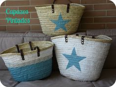 Diy by Paula Diy And Crafts, Arts And Crafts, Ibiza, Clothes Line, Handicraft, Diy For Kids, Straw Bag, Projects To Try, Handbags