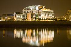 Budapest National Theater - Budapest, Hungary