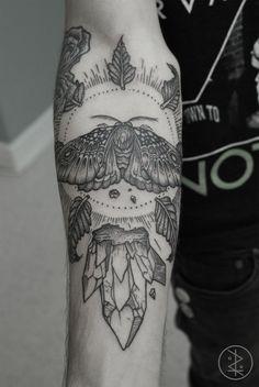 detail linework