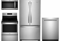 Shop for kitchen appliance packages at Best Buy. Find great prices on kitchen appliance bundles and suites from top brands. Cheap Kitchen Appliances, Kitchen Appliance Packages, Smart Kitchen, Cool Kitchens, Kitchen Cabinets, Home Appliances, Buy Kitchen, Kitchen Ideas, Appliance Bundles