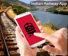 An amazing indian railway app for train traveler which is very easy to use through mobile.