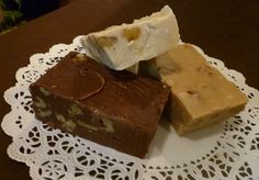 Your Choice Of Fudge Sampler - 4 Flavors - 2 lbs by Northwest Fudge & Confections on Gourmly