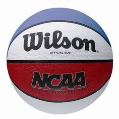 WILSON NCAA Retro Basketball , 7 by Wilson. $25.99. This performance rubber basketball comes in a red/white/blue retro design and possesses outstanding durability making it ideal for recreational play.This is a ball designed for casual players and those still getting to grips with the game; offers excellent value.