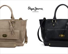 #butycom  #pepejeans #black #brown #newcollection #fallwinter14 #fw14 #bags
