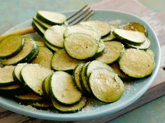 Zucchini Saute : Sprinkle sauteed zucchini with Parmesan for the easiest dish on your table.