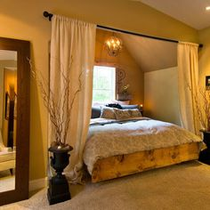 Bedroom Photos Dormers Design Ideas, Pictures, Remodel, and Decor - page 14
