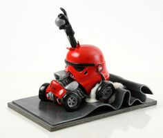 Star Wars Day: Alternative Stormtrooper helments