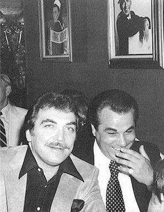 J.Gotti and Charles Carneglia