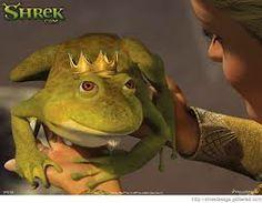 Frog king Harold