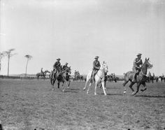 nick britten @Nick_Britten Troops of the Lothian and Berwickshire Yeomanry at equestrian games at Skinners Court. © IWM (Q 72316) pic.twitter.com/04ob9dzWWD