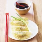 Raviolis grillés - une recette Asiatique - Cuisine