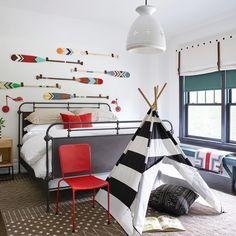 kid's room by @danmazzarini of @bhdmdesign