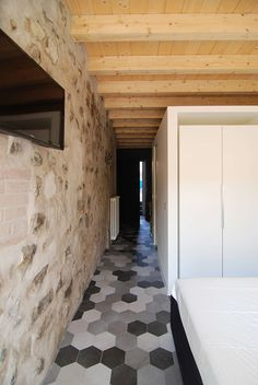 The project concerns the restructuring of three independent units positioned in the historic center of Sarnico Bg joined by a common architectural approach: ...
