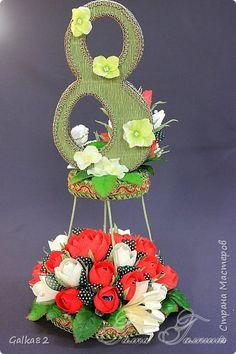 Всем привет)))))))))))))))))))))  Подарочные композиции к 8 марта))))))  фото 15