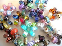 trollbead kits - such lovely colours!
