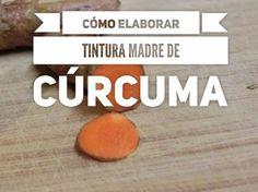 Cómo elaborar tintura madre de cúrcuma Homemade Essential Oils, Natural Medicine, Ayurveda, Detox, Skin Care, Health, Tips, Nature, How To Make