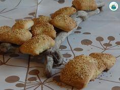 Cracker ai semi di sesamo