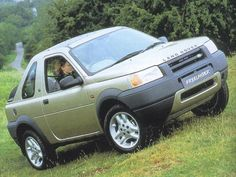 Land Rover Freelander 3-door (1997 – 2002).