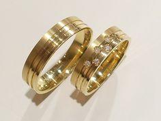 ouro 18k feminina com ou sem diamantes