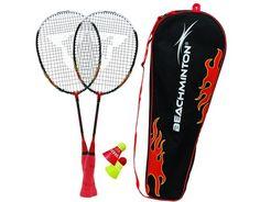 #Badminton #Schildkröt Funsports #490004   Beachminton Set  Beachminton Set, 2 Rackets, 2 Shuttles (1 Starter und 1 Racer), Tragetasche,    Hier klicken, um weiterzulesen.