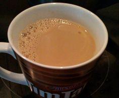 Rezept Chai Masala Tee Latte von P17 - Rezept der Kategorie Getränke