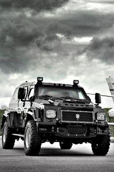 Zombie Apocalypse Knight Xv Fully Armored Suv Vehicles