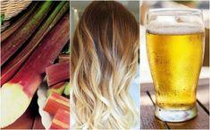 5 effektiva sätt att bleka håret naturligt Lighten Hair Naturally, How To Lighten Hair, Natural Hair Styles, Hair Beauty, Shampoo, Girl Hairstyles, Lighten Hair, Natural Remedies, Beauty