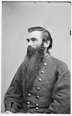 Confederate Officer J.S. Green