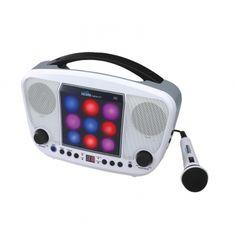 Karaoke Night CD Sing-A-Long Karaoke with LED Light Show http://www.giftgallore.com/product/90214_m/157_/Karaoke-Night-CD-Sing-A-Long-Karaoke-with-LED-Light-Show-5284090214M.html