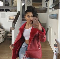 Apr 2020 - Always look on point ☝. See more ideas about Cute outfits, Fashion killa and Outfits. Fashion Killa, Look Fashion, Winter Fashion, Fashion Outfits, Womens Fashion, Fashion Hair, Fashion Clothes, Winter Looks, Cydney Christine