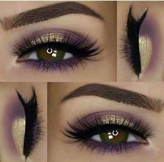 Eye makeup can easily enhance your beauty and help to make you look amazing. Learn just how to begin using make-up so that you can easily show off your eyes and stand out. Learn the top ideas for applying make-up to your eyes. Gorgeous Makeup, Pretty Makeup, Love Makeup, Makeup Inspo, Makeup Inspiration, Makeup Ideas, Makeup Tutorials, Flawless Makeup, Makeup Geek