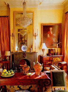 * v i s u a l * v a m p *: The Shop Keepers Home 2 - Patrick Dunne#interiordesign