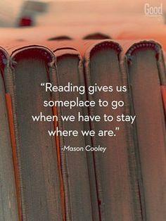 Lezen, een geweldige hobby