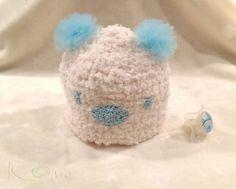 Baby's cozy Teddy hat