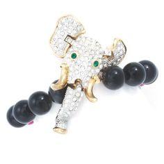 Elephant Bracelet- CorriMcFadden.com