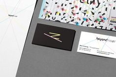 Corporate design, ID, print, interactive, annual theme for the design conference Beyond Risør, by Bleed