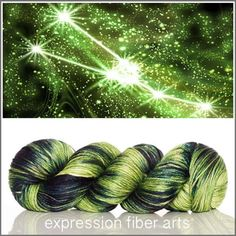 "142 Likes, 4 Comments - Expression Fiber Arts (@expressionfiberarts) on Instagram: ""This month's zodiac yarn is listed for you! TAURUS alpaca silk dk.  Order today to receive a free…"""
