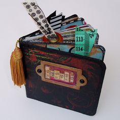 The Senses - Altered Book by Phizzy Chick