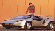 Vector W2 Twin Turbo, 1985-1986 - Gerry Weigert Inventor