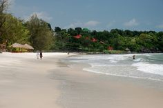 A comprehensive guide to Sihanoukville featuring information on national parks and volunteering, as well as info on local beaches and offshore islands! Beautiful Places In The World, Amazing Places, Cambodia Travel, Mysterious Places, Tourist Trap, The Good Place, Perfect Place, Beach Resorts, Cool Places To Visit