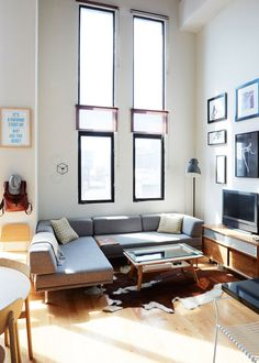 Welcome to the sleek and playful interior of designer Evan Clabots's home. He's the chief design officer for OTHR — Freunde von Freunden