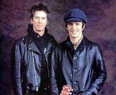 Duff McKagan & Izzy Stradlin