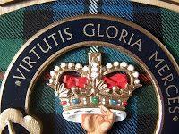 Clan Robertson (Clan Donnachaidh) crest