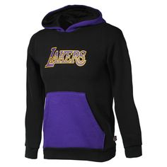 Adidas la lakers children #hooded #sweater jumper #sweatshirt nba basketball 128,  View more on the LINK: http://www.zeppy.io/product/gb/2/191745349414/